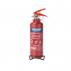 Vehicle Dry Powder Fire Extinguisher 0.6KG (FIREPOW600) Grant Haze Architectural Ironmongers and Builders Merchants
