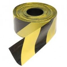 Barrier Tape Yellow/Black (TAPEBARRIERY) Grant Haze Architectural Ironmongers and Builders Merchants